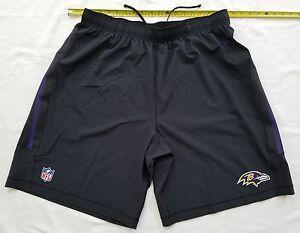 Baltimore Ravens Locker Room/Team Issued Nike OnField Practice Short - XXL