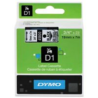 Dymo D1 Electronic Tape - 45800 on sale