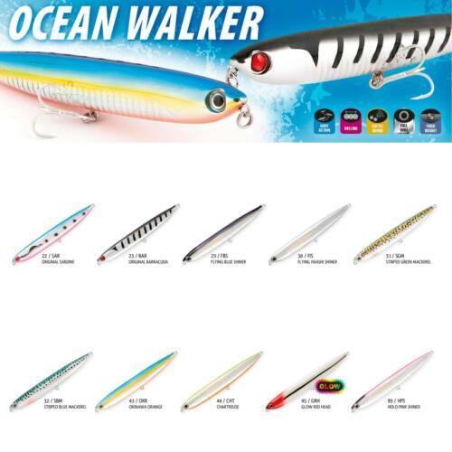 Rapture Esca WTD Ocean Walker spin Barracuda Serra spigola 16gr CSP