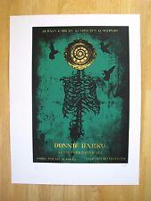 Donnie Darko movie poster   David O'Daniel   Alien Corset