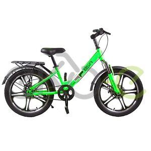 """Bicicleta juvenil 20"""" Frenos de disco mecánico - Suspensión delantera **ULTIMA**"""