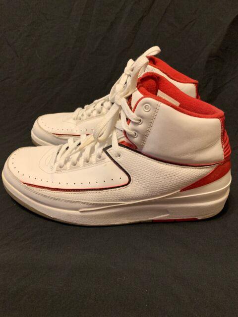 premium selection 8d412 5db9a 2004 Air Jordan 2 Retro Chicago 3083608161 Size 9 SH K11
