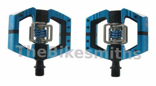 Crank Brothers Mallet E Enduro Clipless Bike Pedals/&Cleat Black or Blue Platform
