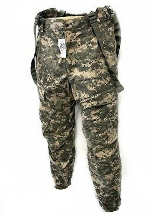 Us Army Ucp Geniii Level 5 Softshell Pants Digital Camouflage Sl Small Long
