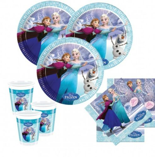disney eisk nigin frozen party deko und backartikel. Black Bedroom Furniture Sets. Home Design Ideas