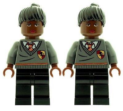 Parvati /& Padma Patil Bedruckt auf lego Teile Custom Design Minifiguren