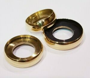 Brass Bride Bague 7 Tailles Choix de 21 mm - 27 mm pour Cannes et cannes.-afficher le titre d`origine u39u9ub7-07141415-766826065