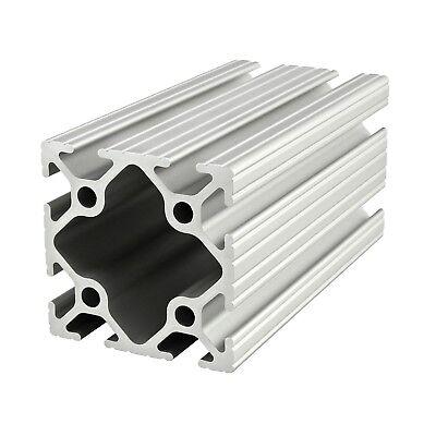 "80//20 Inc 10 Series 1"" x 3/"" Aluminum Extrusion Part #1030 x 30/"" Long N"