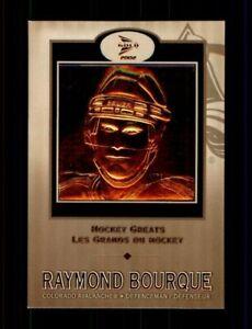 2001-02-McDonald-039-s-Pacific-Hockey-Greats-1-Ray-Bourque-ref-97951