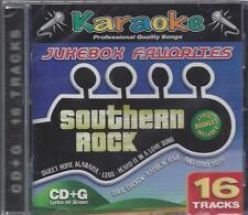 KARAOKE JUKEBOX FAVORITES SOUTHERN ROCK ZZ Top Little Feat Steve Earle NEW CD