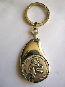 clés    métal LEGION       GENIE       2°REG                            porte