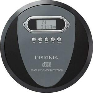Insignia-NS-P4112-Portable-CD-Player-Black-Includes-Batteries-Ready-To-Enjoy