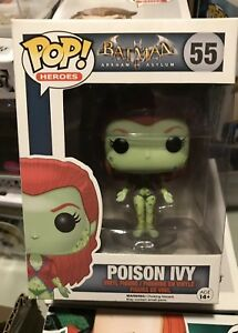 Funko-Pop-55-Poison-Ivy-Arkham-Asylum-Batman