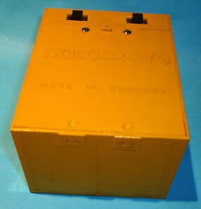 Meccano 12 volt battery control box no620 ebay image is loading meccano 12 volt battery control box no 620 publicscrutiny Gallery