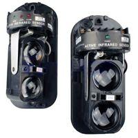 Photo Detectors Indoor And Outdoor Wired Invisible Barrier Beam Ir Alarm Sensor
