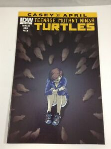 Teenage-Mutant-Ninja-Turtles-Casey-amp-April-3-IDW-Comics-August-2015-VF-TMNT