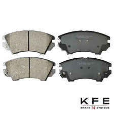 NEW COMPLETE SET FRONT BRAKE PAD CENTRIC 102.14040 FITS CHEVROLET CAMARO CAPRICE