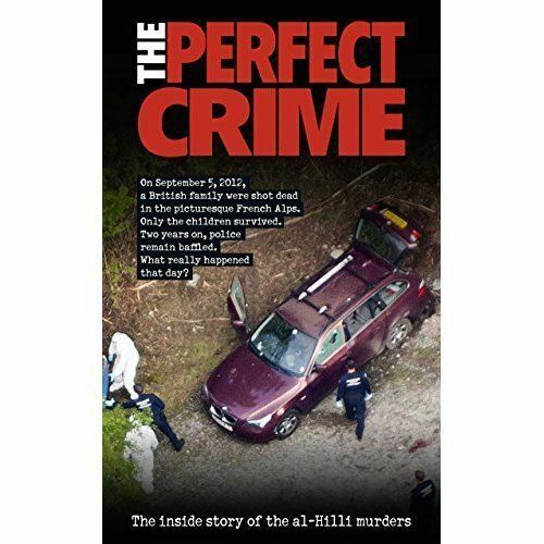 (Good)-The Perfect Crime (Paperback)-Tom Parry-1907324593