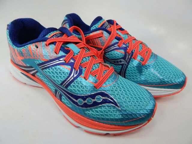 51ddc38cf75d Saucony Fastwitch 7 Size 8 M (b) EU 39 Women s Running Shoes Blue Pink  S19016-2 for sale online