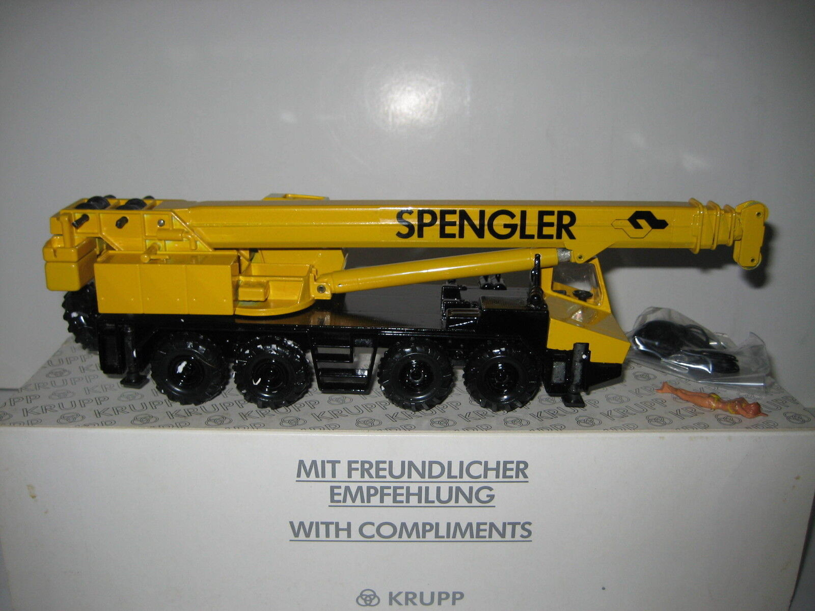 Krupp gmt 70 autokran spengler  2080.3 conrad 1 50 original packaging