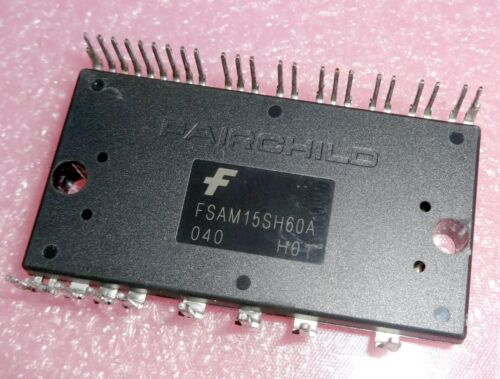 smart Power Module Fairchild FSAM15SH60A Spm