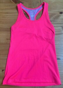 Size S Bright Pink Tank Top
