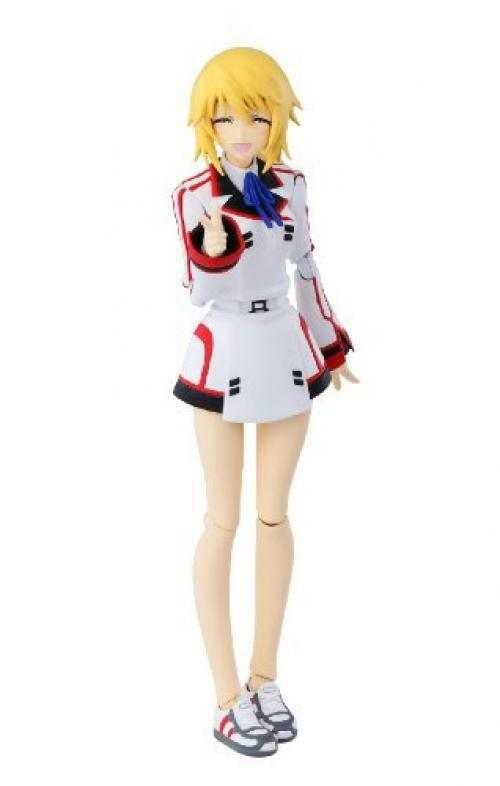 NEW Armor Girls Project IS CHARLOTTE DUNOIS UNIFORM Ver Action Figure BANDAI F S