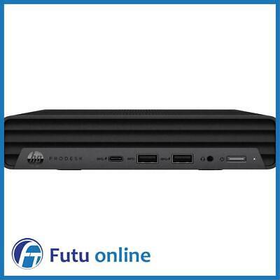 Details about  HP ProDesk 600 G6 Desktop Mini – Core i5 16GB RAM 512GB SSD WIFI 2H0V7PA