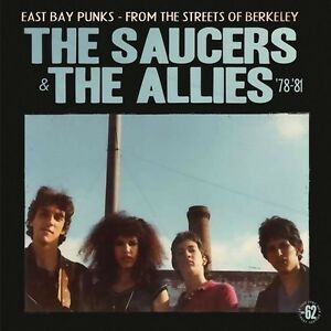 THE-SAUCERS-amp-THE-ALLIES-034-EAST-BAY-PUNKS-034-LP-NEW-BERKELEY-OLD-SCHOOL-PUNK