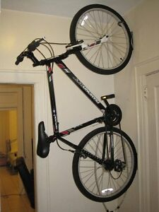 Vertical Bike Storage Rack Wall Mounted Bicycle Hanger