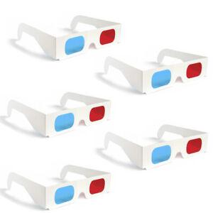 5-3D-Glasses-Red-Blue-Paper-Cardboard