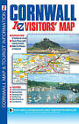 Cornwall Visitors Map by Geographers' A-Z Map Company (Sheet map, folded, 2013)