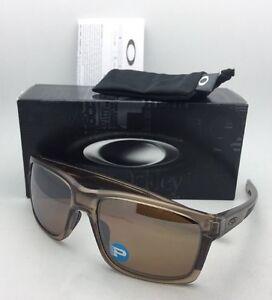 d3820297f9c Image is loading Polarized-OAKLEY-Sunglasses-MAINLINK-OO9264-06-Sepia-amp-