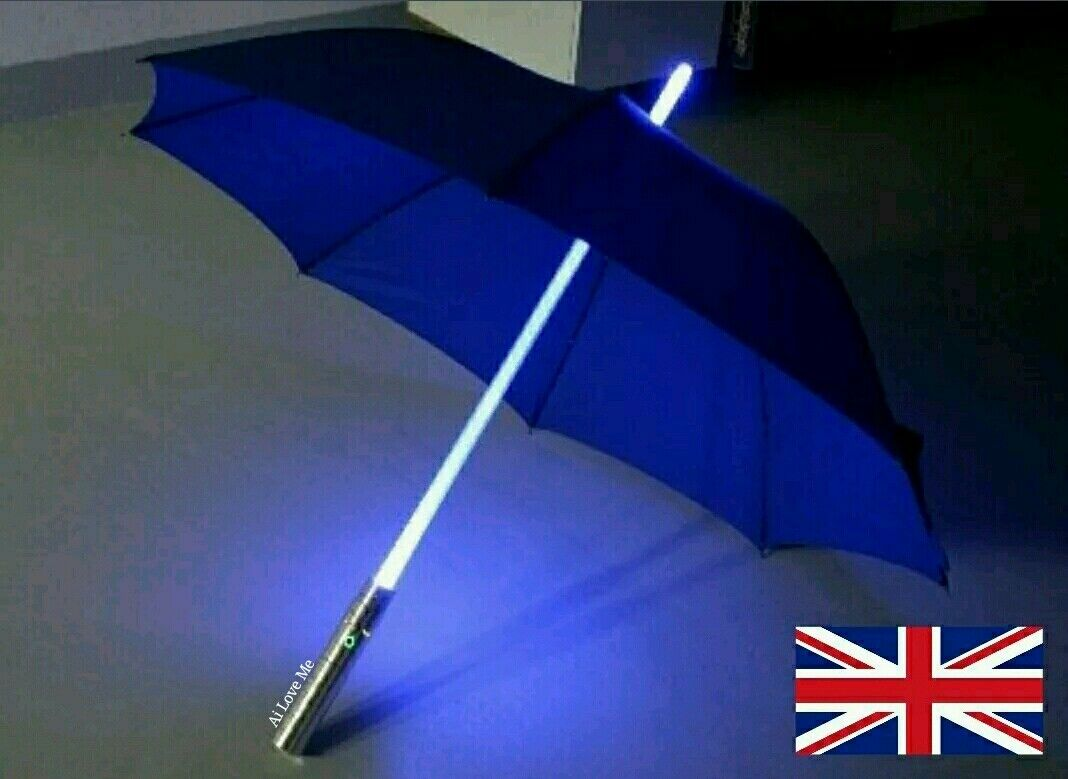 2016 LED Umbrella Lightsaber Rogue One Star Wars Christmas Present Boy Girl Toy