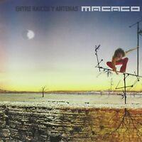 Macaco - Entre Ra Ces Y Antenas [new Cd]