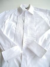 US NAVY USN ALL RANKS ALL RATES ENLISTED CHIEF OFFICER MESS DRESS SHIRT 16.5X36