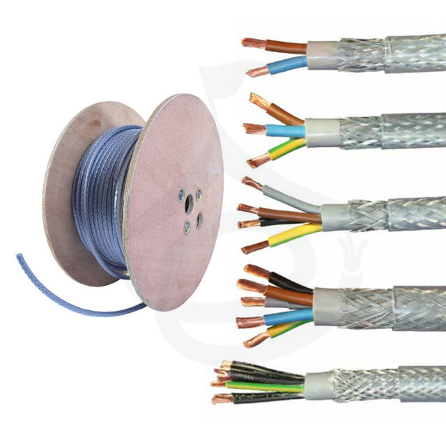 Sy Cable Per Meter 4 core 4.0mm SY Cable 4 core