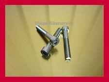 10St. Innensechskant-Schrauben DIN912  M 8 x 45 Edelstahl V2A DIN 912 M8x45
