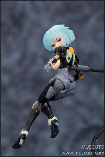 SH STUDIO Mobile Suit Girl 1//12 PM04 RoboCop Unassembled Resin GK Model