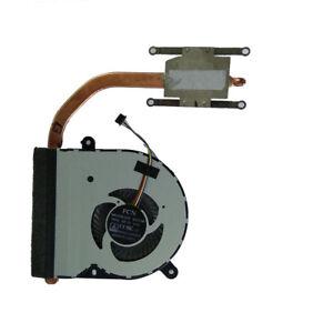 X55VD New Original For Asus X55VD X55V Laptop CPU Cooling Fan /&Heatsink Radiator