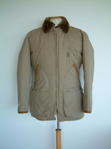 "1970's HuntingShooting Coat by Bob Allen of Iowa 38"" made in USA cabourn afficher le titre d'origine"