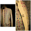 Women-039-s-Willi-Smith-Size-6-Tweed-Jacket-Blazer-Shorter-Style-Multi-Color-Flecks thumbnail 3
