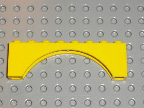 set 6075 375 580 360 6263 8143 8169 404 550 Arche jaune LEGO Yellow Arch 3308