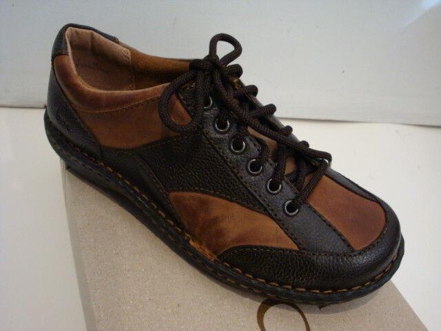 NIB Women Born b.ø.c  Monica  Casual shoes Mahogany Brown Sizes 7.5,8