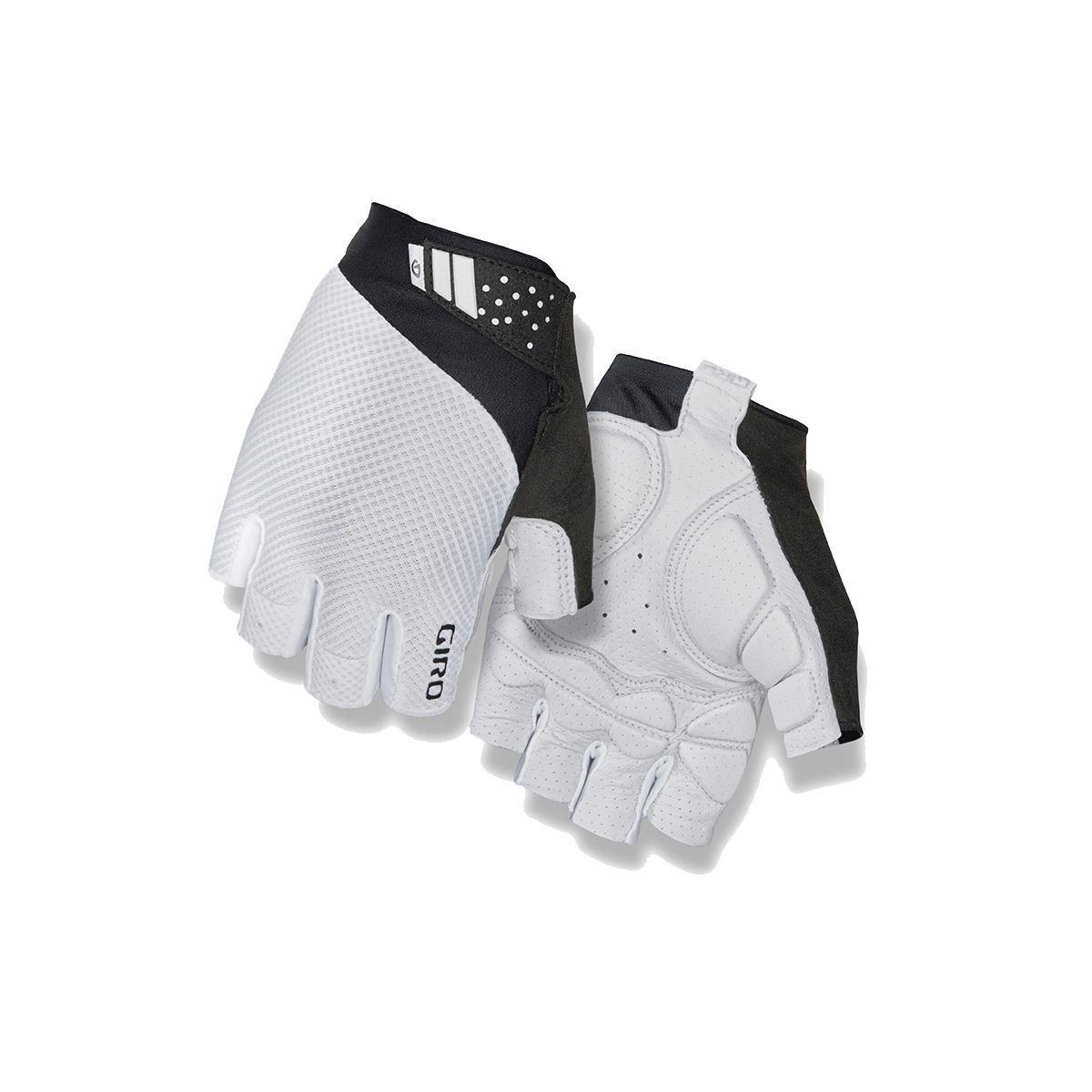 Cycling Gloves Fingerless Giro Monaco 2 2 Monaco Gel Road Cycling Mitt 2017 Weiß 2XL d2858e