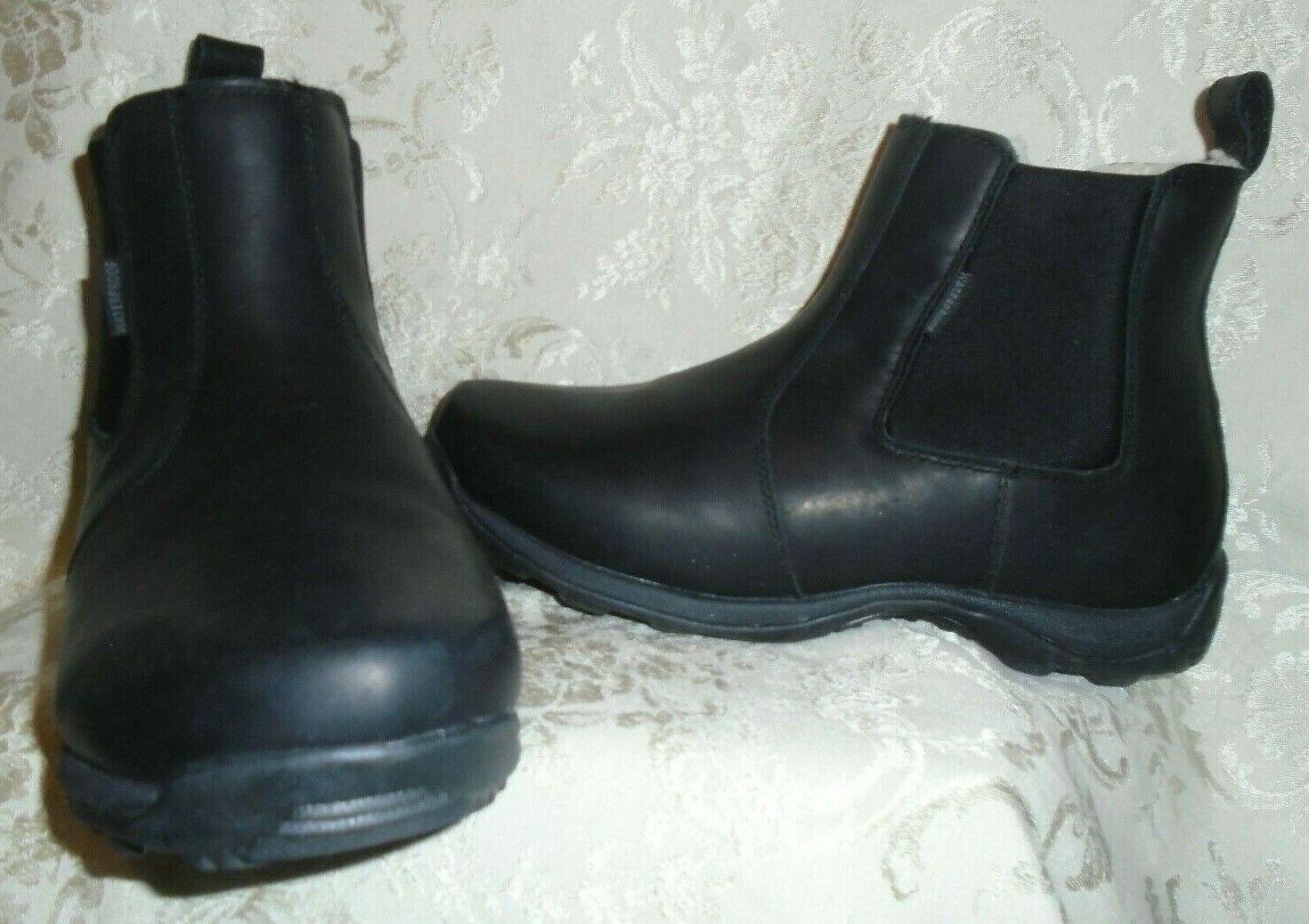 New Baffin Telluride Black Waterproof Waterproof Waterproof  Womens Boots Size 10 B  MSRP  209.99 10f22b