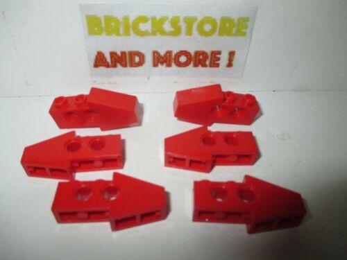 Choose Quantity Technic Brick Brique Slope Pente 2x4 2743 Red//Rouge//Rot Lego