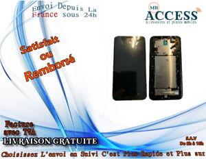 ECRAN-LCD-VITRE-TACTILE-FRAME-pour-ASUS-ZENFONE-ZE601KL-amp-Z011D-noir