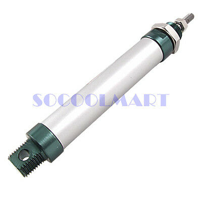 "1Pcs 1 31/32"" Stroke 5/8"" Bore Single Rod Pneumatic Mini Air Cylinder"