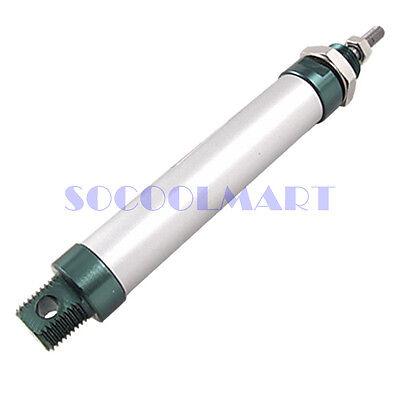 "1Pcs 1 31/32"" Stroke 5/8"" Bore Single Rod Pneumatic Mini Air Cylinder"